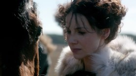 1743. Claire hears Jamie mention Culloden Moor. Ep105. Image by STARZ Sony Pictures Television, via Outlander-Online.com